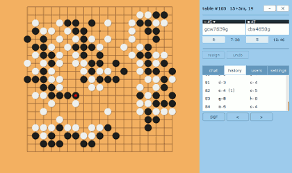PlayOK - Play Go Online Free, Weiqi Online